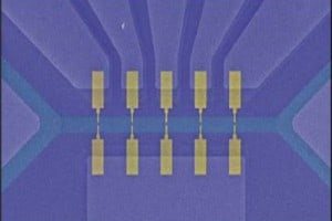 Charge Rectification in Molecular Transistors