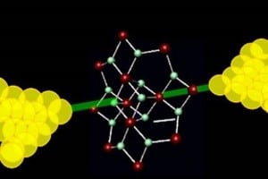 Single-Electron Transport through Molecular Magnets