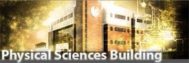 New Physical Science building at UCF